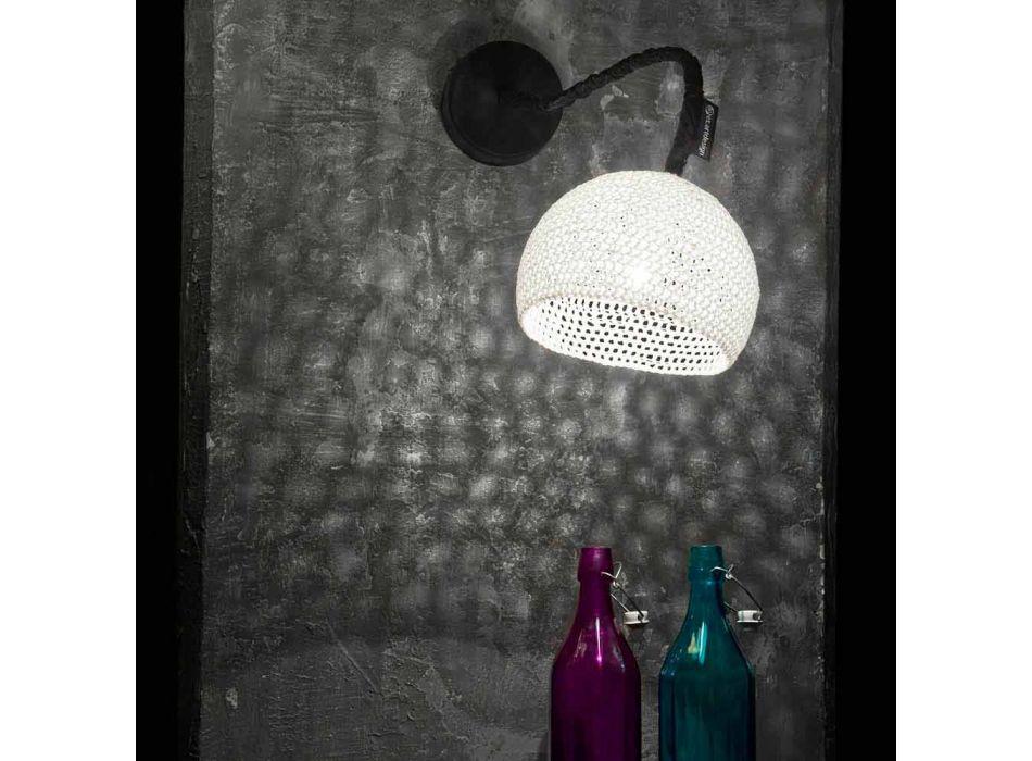 Applique en résine et coton In-es.artdesign Moderne A1 texture