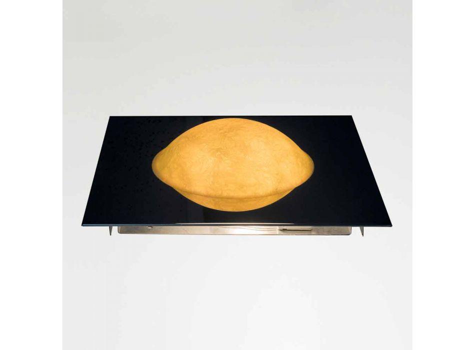 Applique moderne In-es.artdesign Washmachine in nebulite