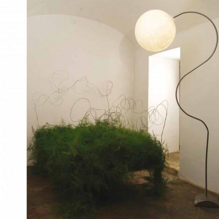 Lampadaire nébulite moderne in-es.artdesign Luna H210cm