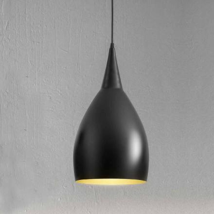 Lampe suspendue en aluminium Moderne Made in Italy – Cappadocia Aldo Bernardi