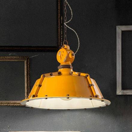 Lampe cloche  genre industriel vintage Jillian Ferroluce