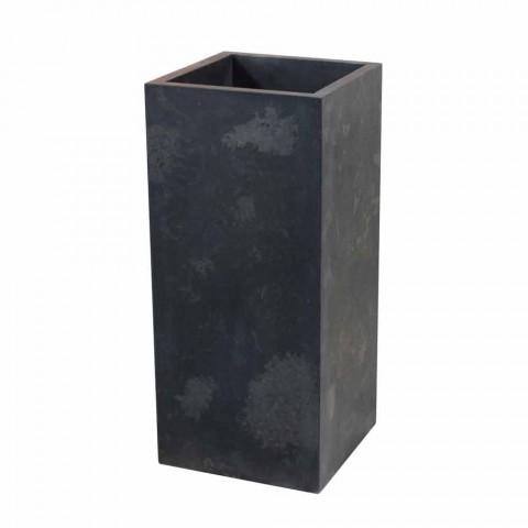 Lavabo Balik en pierre naturelle noire