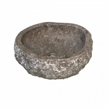 Vasque à poser en marbre fuméeMumbai
