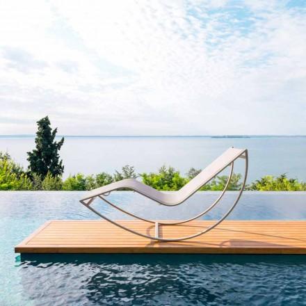 Chaise longue de jardin Kot