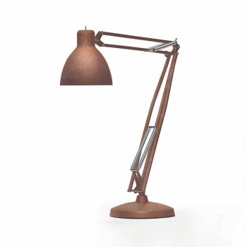 Leucos La Grande lampe de plancher extérieur de JJ dans la conception en aluminium