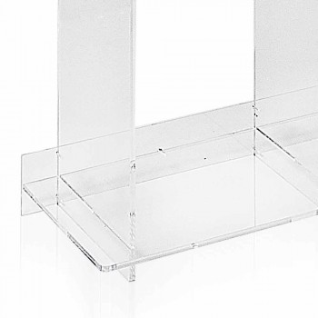 Dans Bibliothèques design moderne Plexiglas Sfera4