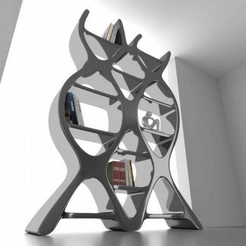 étage design moderne bibliothèque ADN Adamantx®