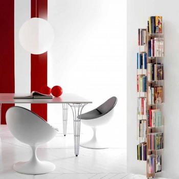 Zia Veronica bibliothèque moderne au sol made in Italy