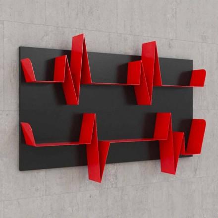 Bibliothèque de design Battikuore 130x87 cm