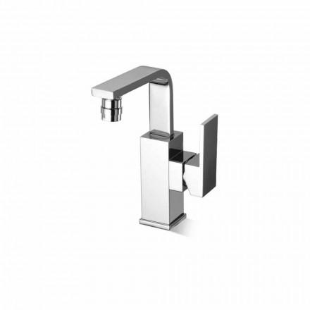 Mitigeur de bidet de salle de bain design en laiton sans drain Made in Italy - Panela