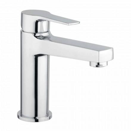 Mitigeur de lavabo en laiton sans drain Made in Italy - Sindra