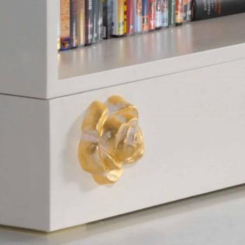 récipient design mobile décorations en forme de roses Renoir