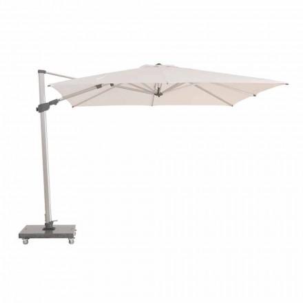 Parapluie d'extérieur, 3x3 avec housse en tissu de haute qualité - Venere by Talenti