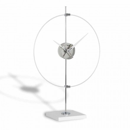 Horloge de table de design Loto