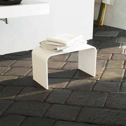 Banc de salle de bain  Recanati de design moderne fait en Italie