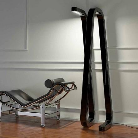 Lampadaire de design moderne fabriqué en Italie, Sirolo
