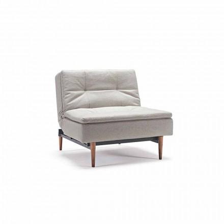 Fauteuil-lit design réglable Dublexo Innovation à 3 positions