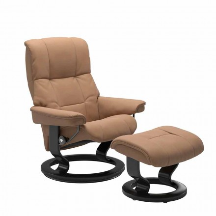 Fauteuil inclinable en cuir de Stressless - Mayfair