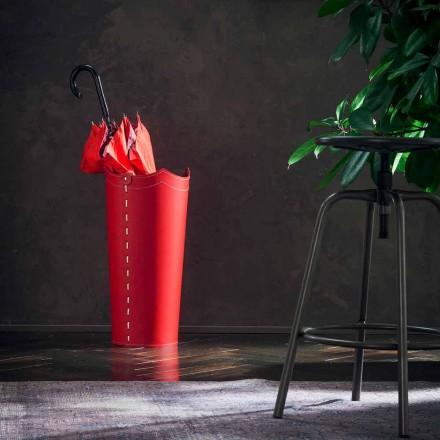Porte-parapluie design en cuir pour maison ou bureau Umbrella