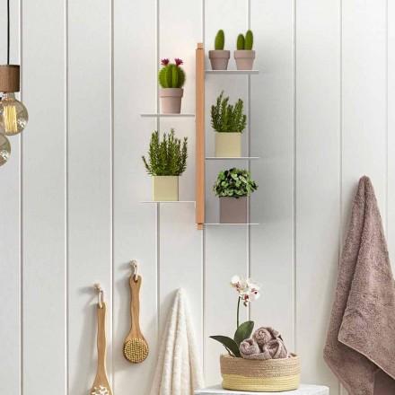 Porte-plantes suspendu de design moderne Zia Flora