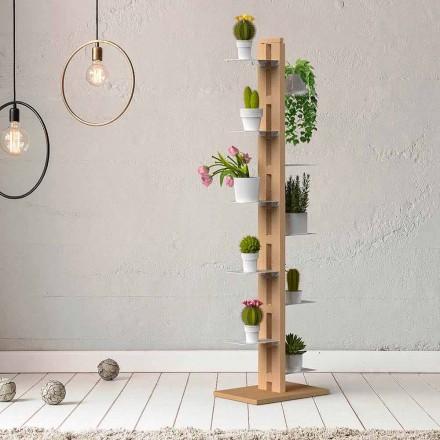 Porte-plantes de design moderne Zia Flora