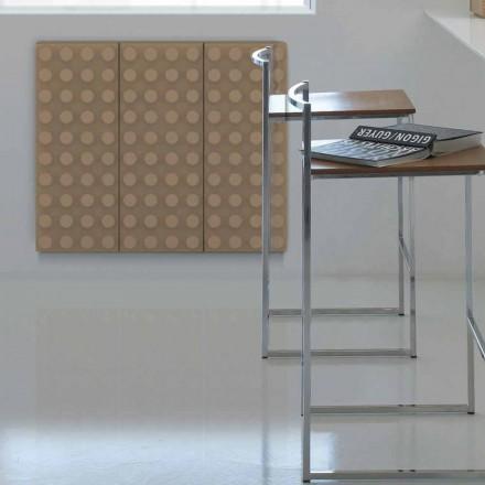 Radiateur lego électrique de design moderne Brick par Scirocco H