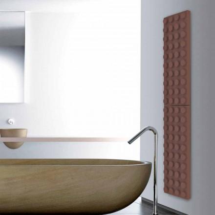 Radiateur décoratif électrique Brick fait en Italie par Scirocco H