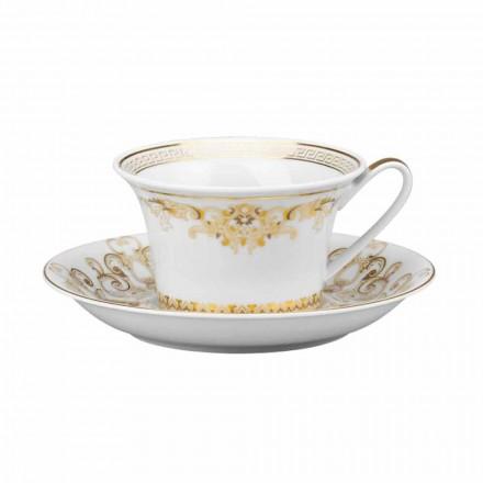 Rosenthal Versace Medusa Gala Tasse en porcelaine