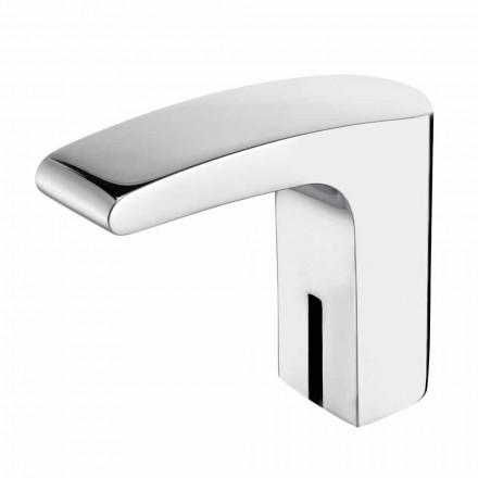 Robinet de lavabo en laiton avec capteur infrarouge, luxe - Gonzo