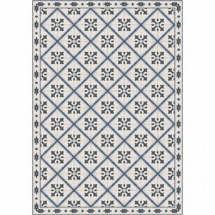 Chemin de table en PVC et polyester avec motif moderne - Berimo