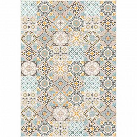 Chemin de table en PVC et polyester au design élégant - Frisca