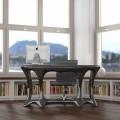 Bureau de design moderne fait en  Solid Surface® Batllò