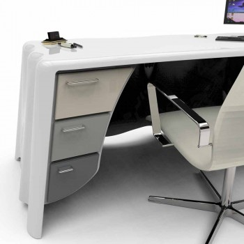 Modern office de bureau design par Tissu, Made in Italy