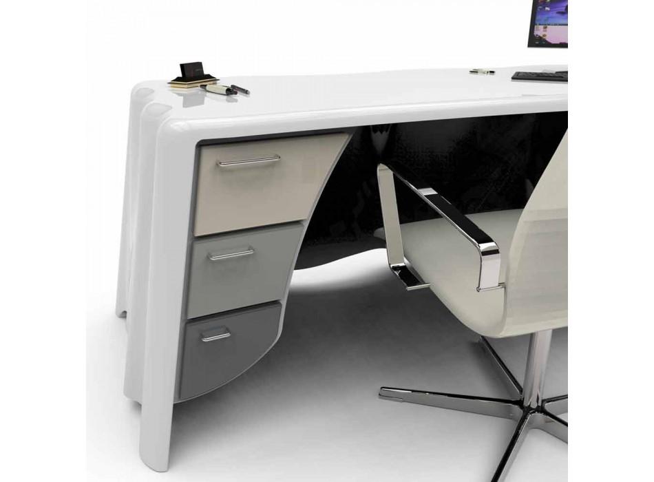Modern office de bureau design par Tissu, Made in Italy