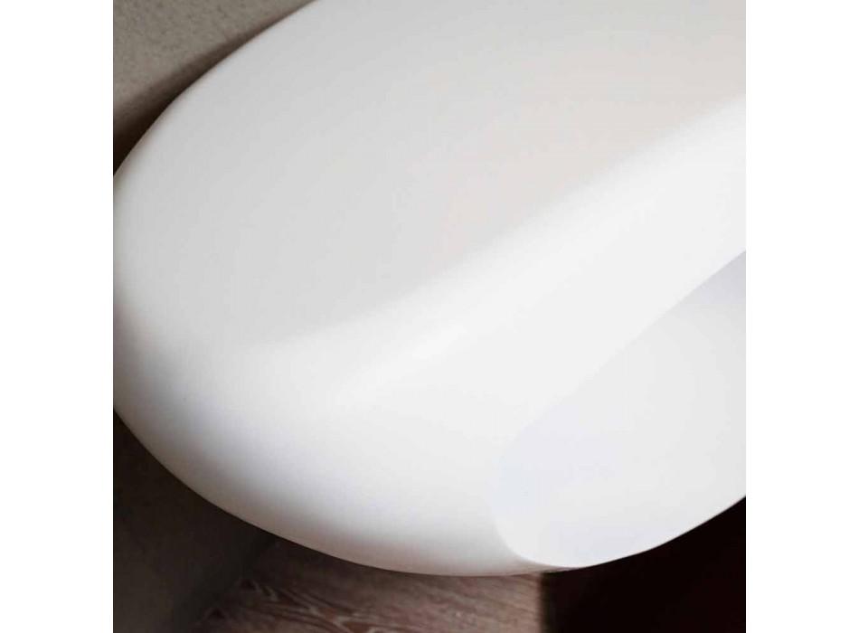 Bureau moderne Boomerang de bureau design made in Italy