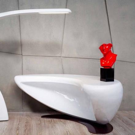 Bureau de design moderne fabriqué en Italie Boomerang