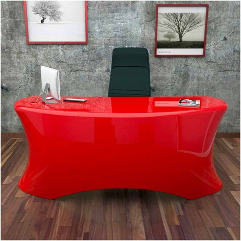 Bureau Design moderne Ely Made in Italy