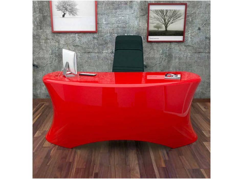 Bureau Design moderne Ely Made in Italy