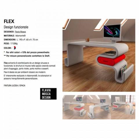 Design Moderne bureau Flex Made in Italy