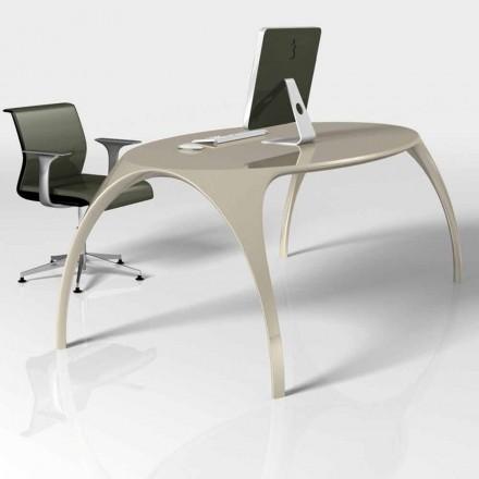 Bureau design moderne fabriqué en Italie, Pomposa