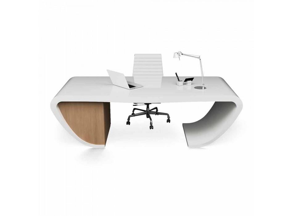 Bureau Miranda de design moderne fabriqué en Italie