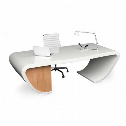 Bureau design moderne fabriqué en Italie, Miranda