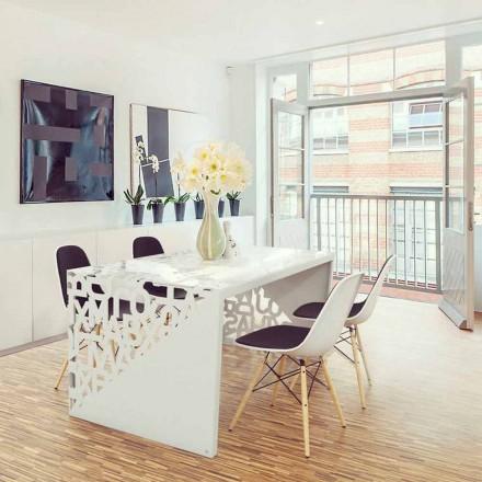 Table de design moderne Kattedra, 160x80x75 cm