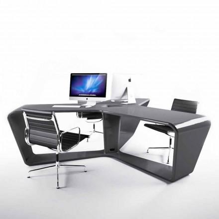 Bureau de design moderne avec trois places,Ta3le