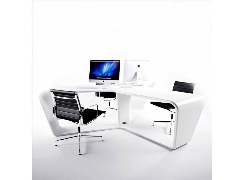 -Multiposte bureau de bureau, design moderne, Ta3le