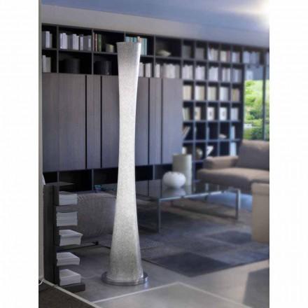 Selene Clessidra lampe de table en verre soufflé Ø36  H175 cm