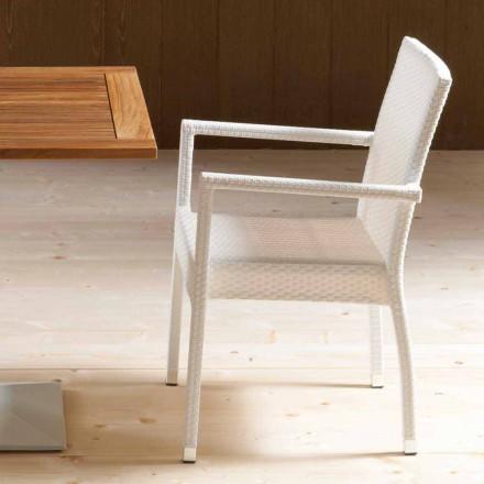 Chaise de jardin de design moderne Portorotondo