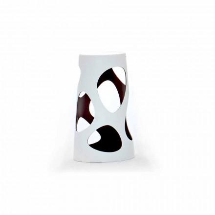 Tabourets design empilables d'intérieur ou d'extérieur, 6 pièces - Liberty by Myyour
