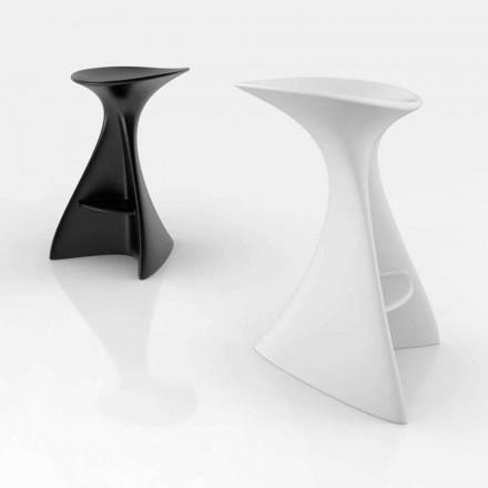 Tabouret de design moderne de fabrication italienne , Vega