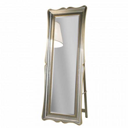 Miroir Ayous avec piédestal, fabriqué en Italie, Jonni